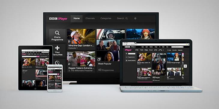 BBC iPlayer 2014