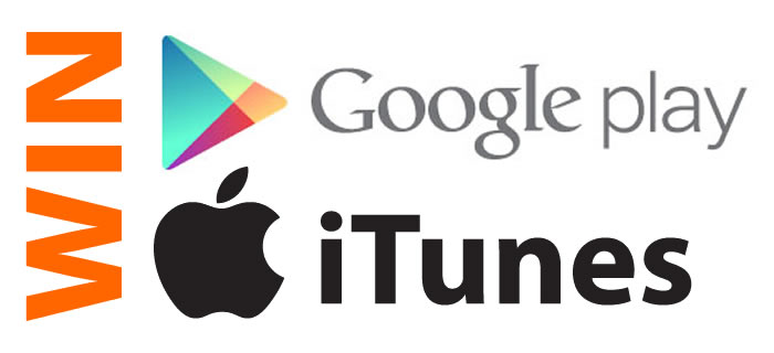 Google Play / Apple iTunes